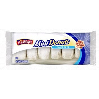 Mrs. Freshley's Powdered Donuts 2.5oz/ 12 count