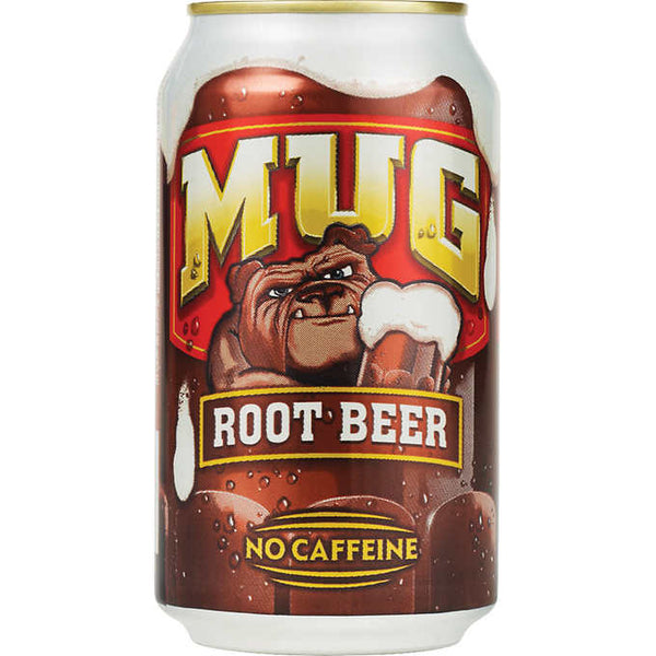 Mug Root Beer 12oz/ 24 count