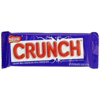 Nestle Crunch 1.55oz/ 36 count