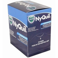 Nyquil Cold & Flu 6/4  count