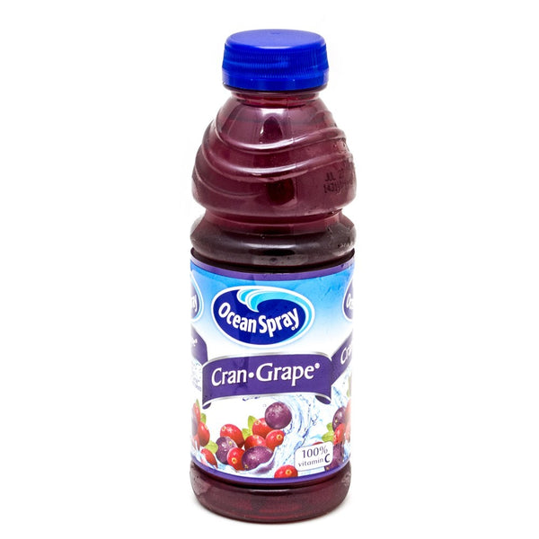 Ocean Spray Cran Grape 15.2oz/ 12 Count