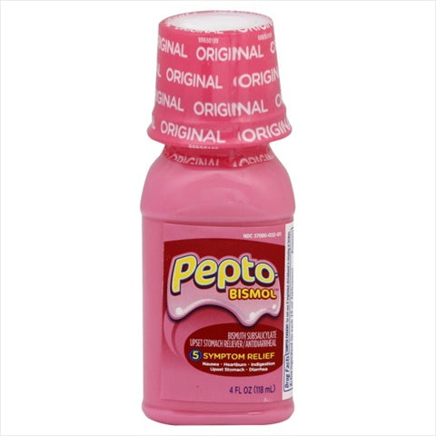 Pepto Bismol Liquid 4oz