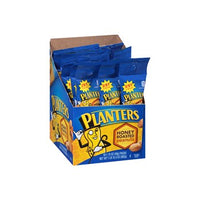Planters Honey Roasted Peanut 2/$1.09 1.75oz/ 18 count
