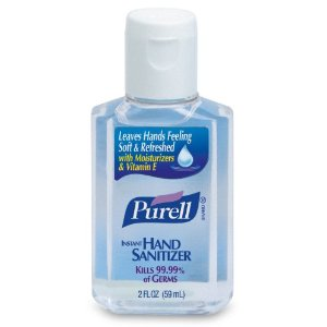 Purell Hand Sanitizer 2oz 24 count
