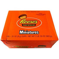 Reese's PB Cup Mini 25¢ 105 count