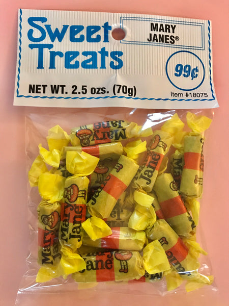 Sweet Treats Mary Janes 2.5oz/ 12 count