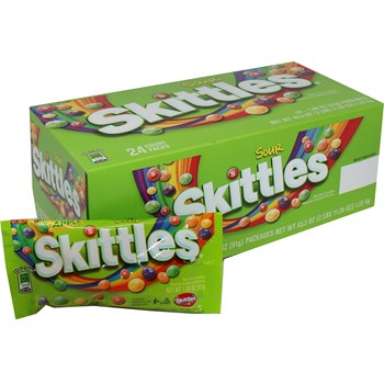 Skittles Sours 1.8oz/ 24 count