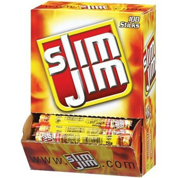 Slim Jim PP35¢ or 3/$1.00 .28oz 120 count