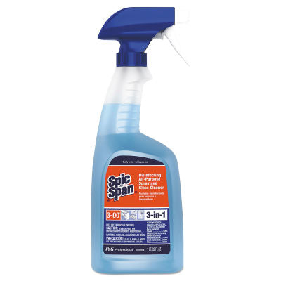 Spic & Span All Purpose Disinfecting Spray 32oz 8 count