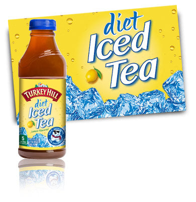 Diet Iced Tea 18.5oz
