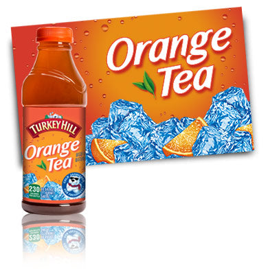 Orange Tea 18.5oz