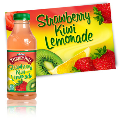 Strawberry Kiwi Lemonade 18.5oz