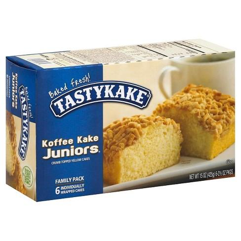 Koffee Kake Junior 2.5oz/ 4 count