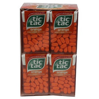 Tic Tac Orange 12 count