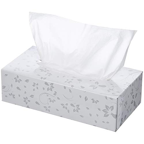 "Tissues Facial 8x7"" 100 box/ 30 count"