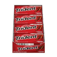 Trident Cinnamon Valupak 12 Count