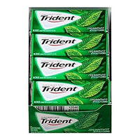 Trident Spearmint Valupak 12 Count