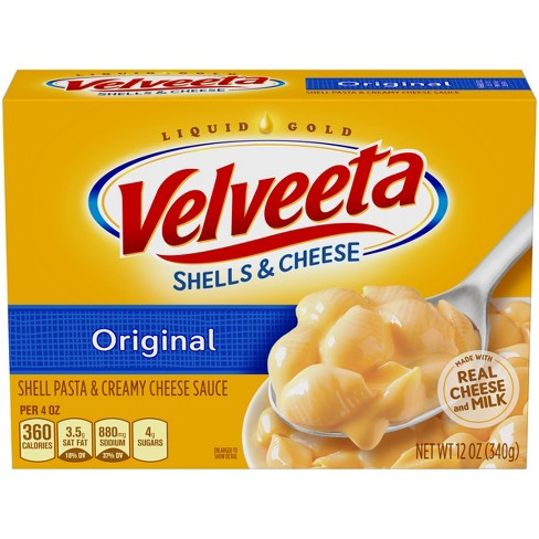 Kraft Velveeta Shells & Cheese 12oz