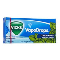 Vicks Vapo Drops Menthol 20 count