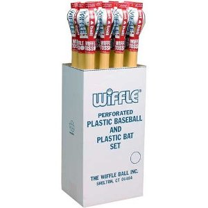 Wiffle Bat & Ball 12 count