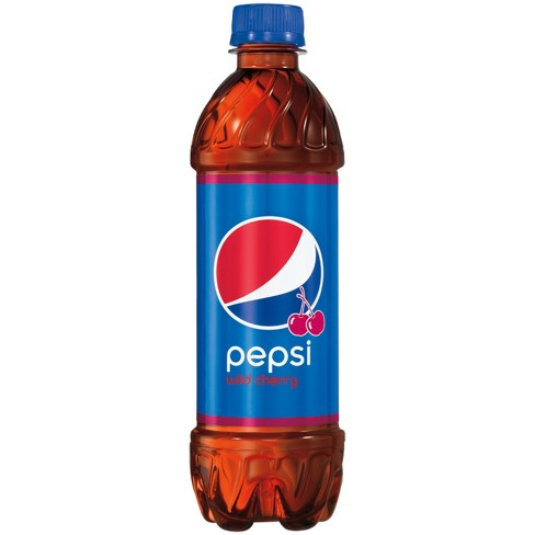 Wild Cherry Pepsi 16.9oz bottle/ 24 count
