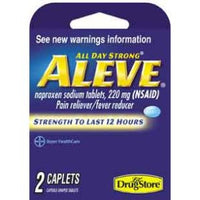 Aleve 2pk/ 6 count