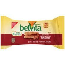 Belvita Cinnamon & Brown Sugar 8 count