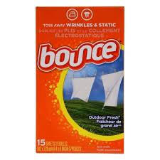 Bounce Dryer Sheet 15 use/ 15 count