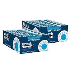 Breathsavers Peppermint 24 count