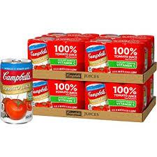 Campbells Tomato Juice 5.5oz/ 8/6 count