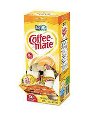 Coffee Mate Hazelnut Single Serve 4/ 50 count