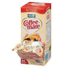 Coffee Mate Original Single Serve 4/ 50 count