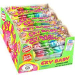 Cry Baby Assorted Tube PP25¢ 36 count