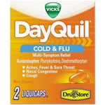 DayQuil cold & flu 4caps/ 6 count