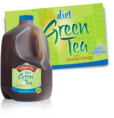 Diet Green Tea Gallon (must be ordered by 4's)
