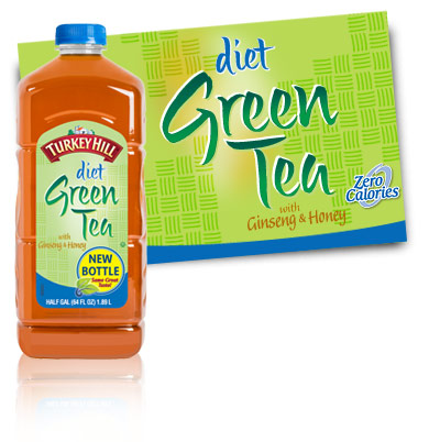 Diet Iced Tea 1/2 Gallon (must be ordered by 3's)