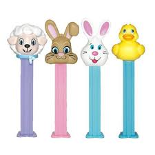 Easter Pez Assorted 12 count