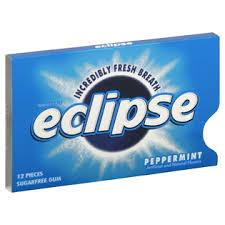 Eclipse Sugar Free Peppermint 8 count