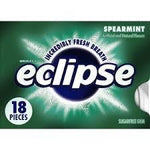 Eclipse Sugar Free Spearmint 8 count