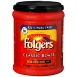 Folgers Classic Roast Coffee 11.3oz