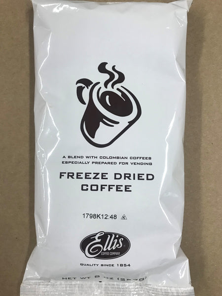 Ellis Freeze Dried Coffee 8oz