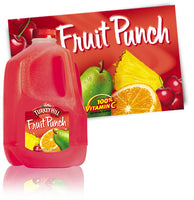 Fruit Punch Gallon (must be ordered by 4's)