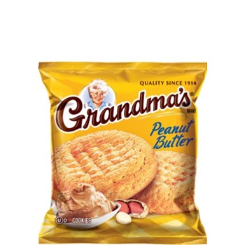 Grandmas Peanut Butter Cookie 2.5oz/ 60 count