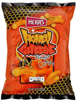 Herr's Honey Cheese Curls 1oz/ 42 count