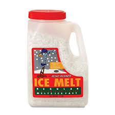Ice Melt 12LB 4 count