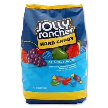Jolly Rancher Hard Assorted 5lb