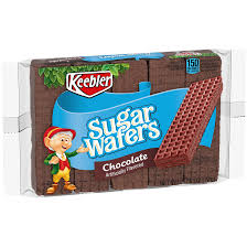 Keebler Sugar Wafer Chocolate 12 count