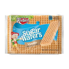 Keebler Sugar Wafer Vanilla 12 count