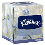 Kleenex tissue Cube Assorted 80 Count