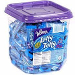 Laffy Taffy Blue Raspberry 15¢ 145 count Tub